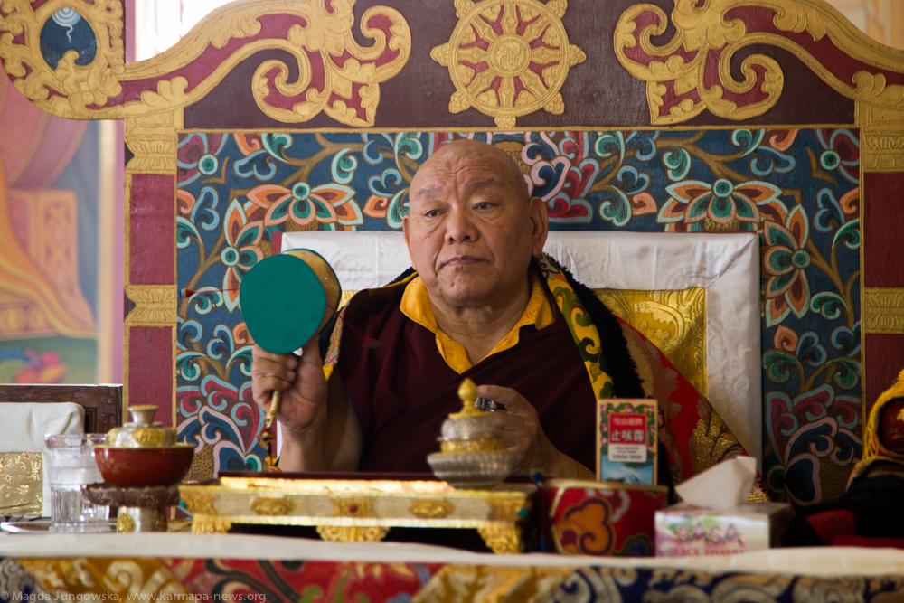 Jamyang Khyentse Angpo guru jógája – angol verzió