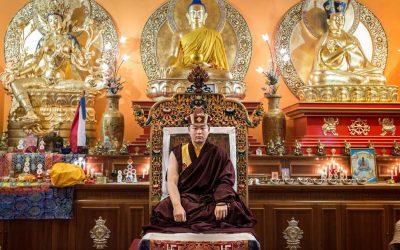 Jamgon Kongtrul Rinpoche tanítása Guru Rinpochéről